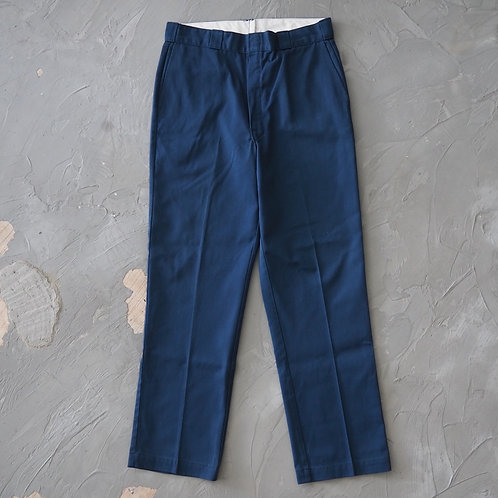 Dickies Work Pants Made in USA (Navy) - W36 X 34