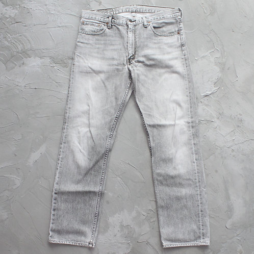 Levi's 505 Washed Jeans - W34
