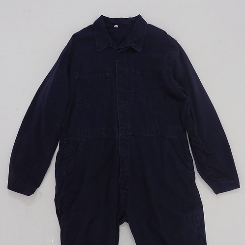 1980s Vintage Navy Coverall - Size XL