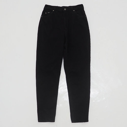 Lee Black Tapered Jeans - W30