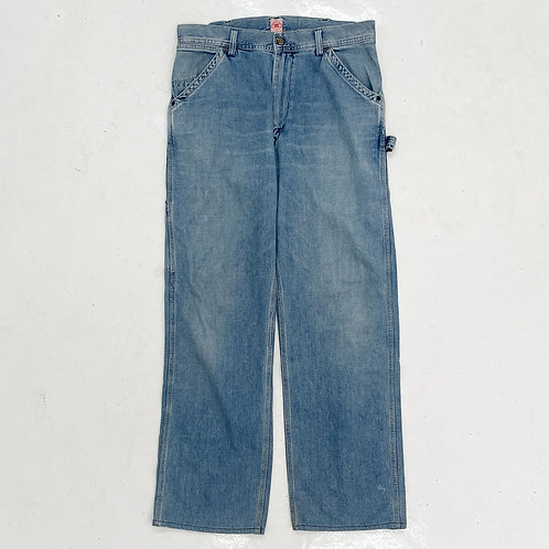 Edwin 101 Washed Carpenter Jeans (Light) - W32
