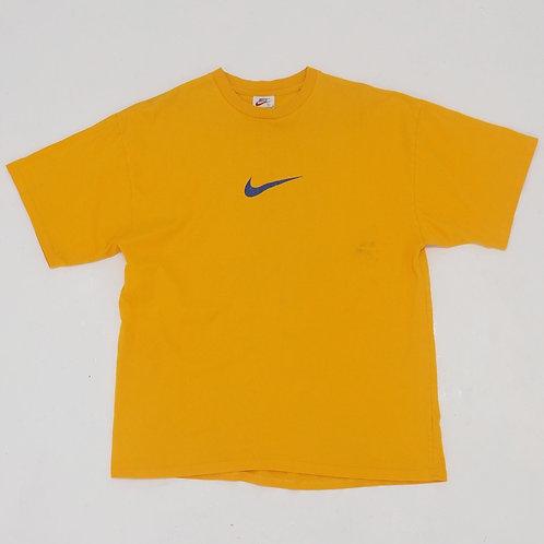 1990s Nike Swoosh Logo Tee - Size XL