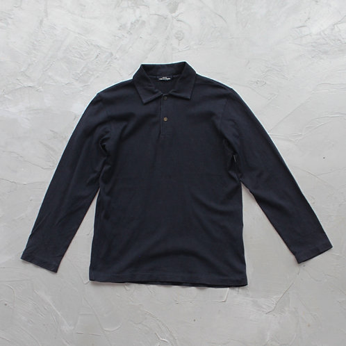 tricot Comme des Garcons Longsleeve Polo - Size S