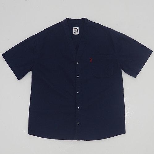 McCoy Industries Washed Baseball Shirt - Size L