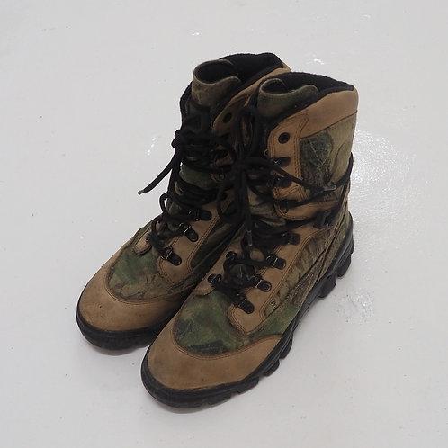 Magnum by Hi-Tec Realtree Overprint Combat Boots - US7.5