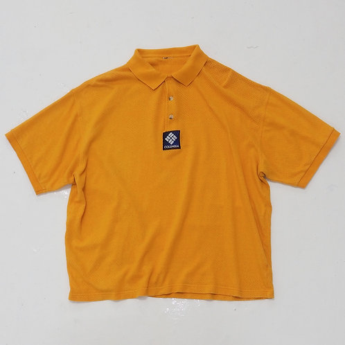 Columbia Mesh Polo Shirt - Size 3XL
