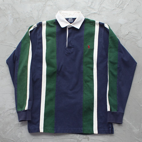Polo by Ralph Lauren Rugby Polo Shirts - Size L