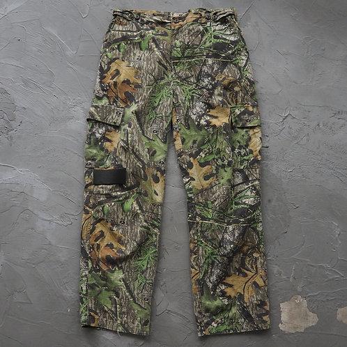 Mossy Oak Real Tree Camouflage Cargo Pants - Size XL