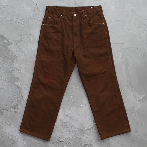Wrangler Straight Cut Pants - W31
