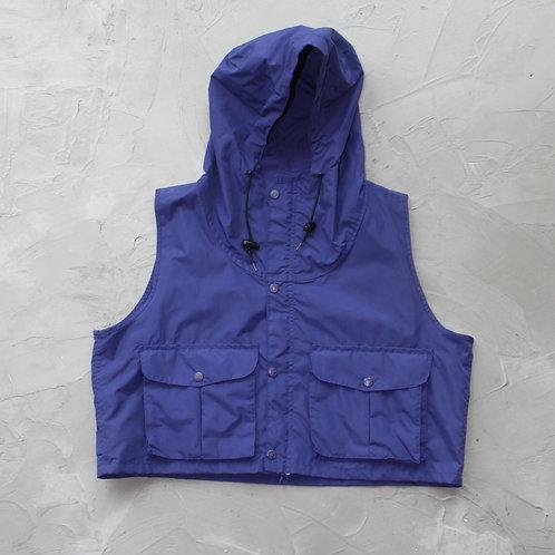 1980s J&C Sports Hoodie Vest - Size M