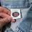 Thumbnail: Patchwork Denim Vest - Size S
