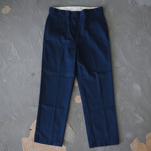Dickies 874 Pants Made in USA (Navy) - W36 X 32