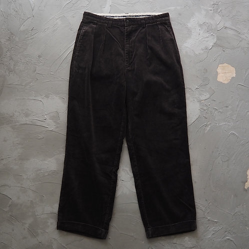 Polo by Ralph Lauren Corduroy Pants (Brown) - W32