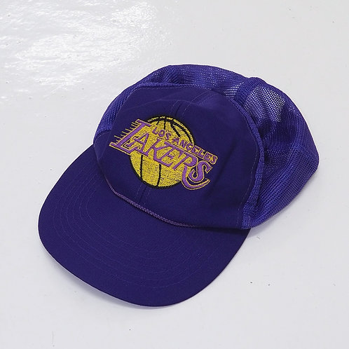 Los Angeles Lakers Trucker Cap - Size OS