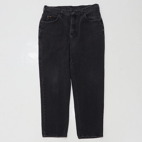 1990s Lee Faded Tapered Jeans - W32