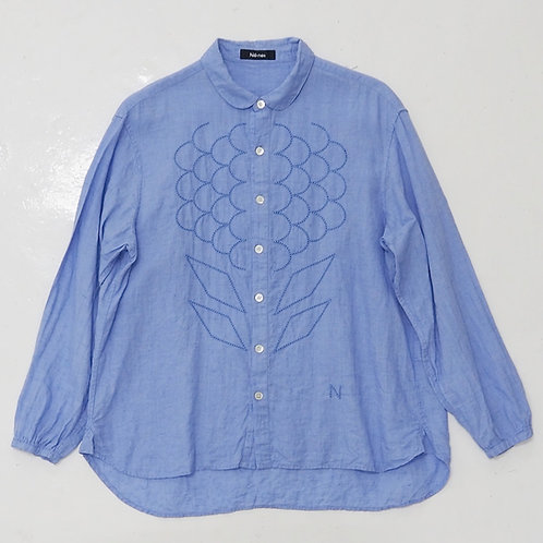 1990s Ne-net by Issey Miyake Button Down Long Sleeve Shirt - Size L