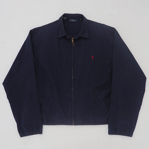1980s Polo by Ralph Lauren Harrington Jacket - Size M