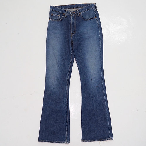 1990s Levi's 557 Washed Flare Jeans - W30