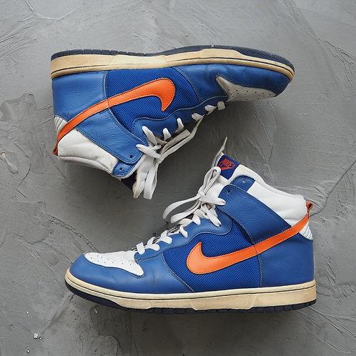 2004 Nike Dunk Sport Royal Orange Blaze - US11