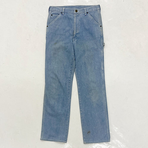 Bobson Washed Carpenter Pants - W30