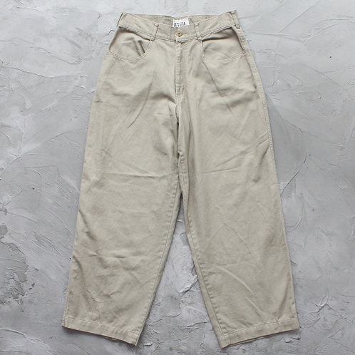 Bee Bell Wide Pants - W30