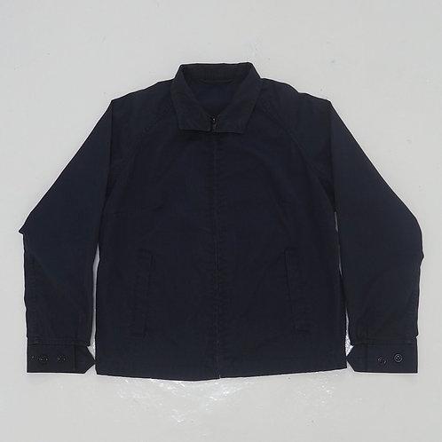 1980s Faded Women Harrington Work Jacket - Size M