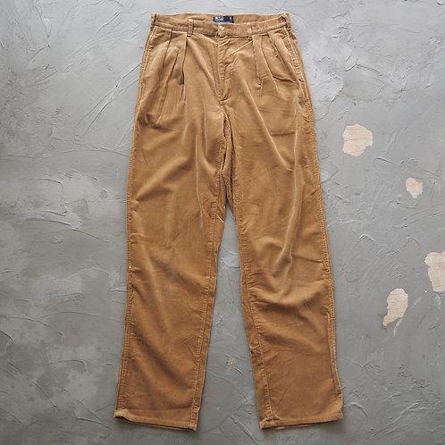 Polo by Ralph Lauren Corduroy Pants (Khaki) - W34