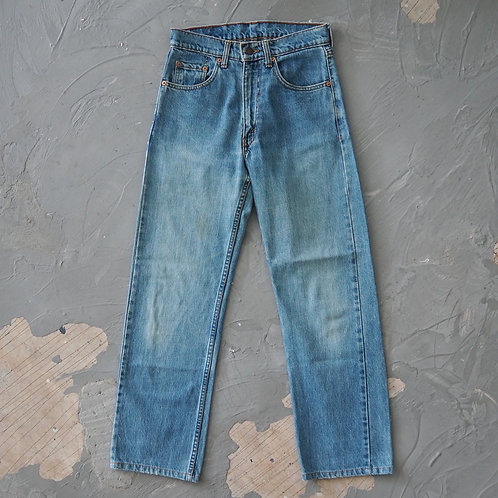 Levi's 509 Washed Jeans - W27