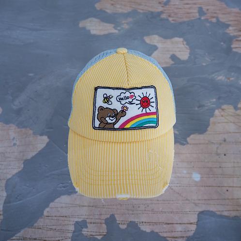 Little Bear Trucker Cap - Size OS