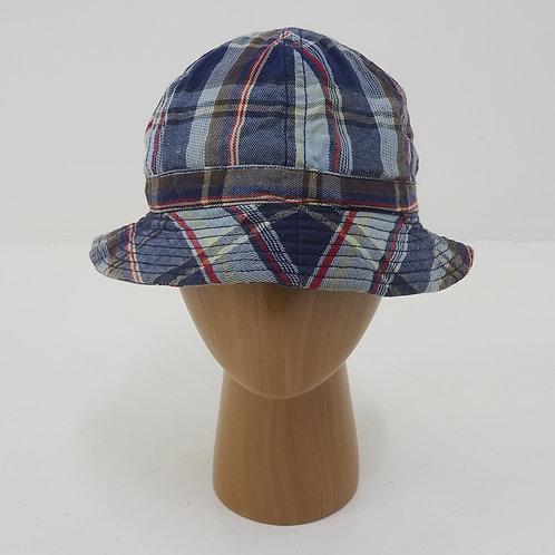 Plaid Bucket Hat - Size M/L