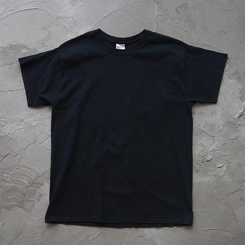 Gildan Basic Tee (Black) - Size L