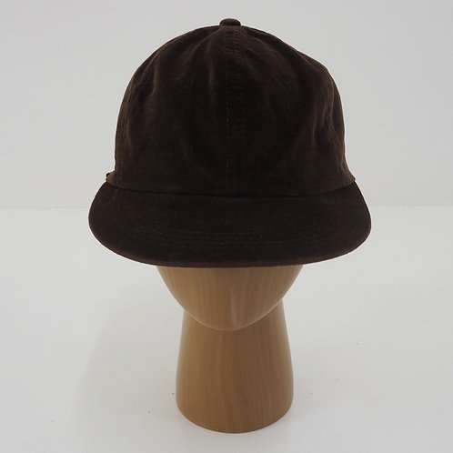 Beauty & Youth Velour Baseball Cap - Size OS