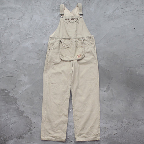 Drug Store's 'Three Little Pigs' Overall - Size M