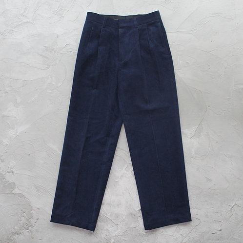Bobson Corduroy Pants (Navy) - W28