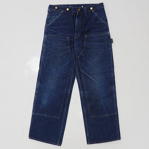 1980s Carhartt Double Knee Washed Jeans - W31