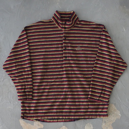 1990s Nike ACG Fleece Pullover Sweater - Size L