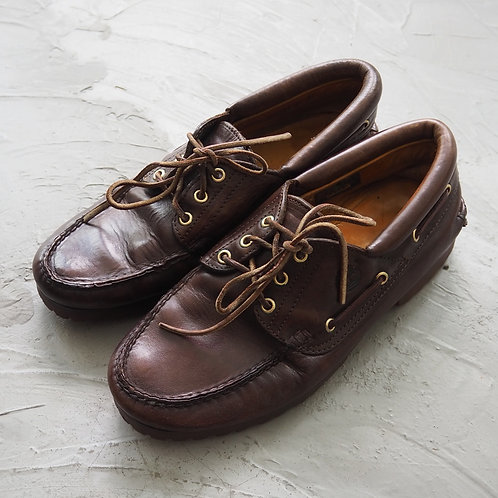 Timberland Authentics Handsewn Boat Shoes - US9.5