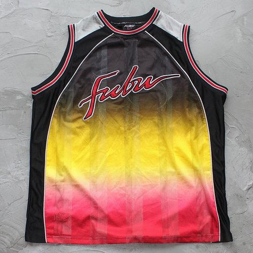 1990s Vintage FUBU Jersey - Size XXL