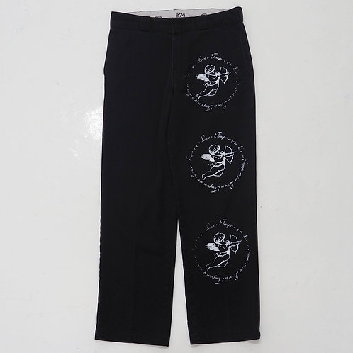 TEMPORARY 1 of 1 Hand-printed Pants - W34