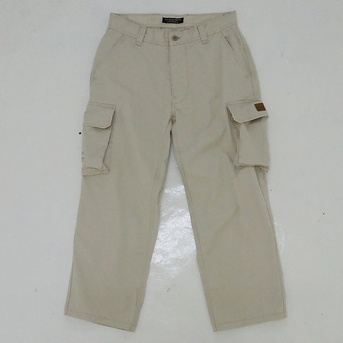 Polo Jeans Khaki Cargo Pants - W32