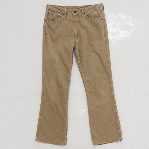 1990s Levi's White Tab 517 Corduroy Pants - W32