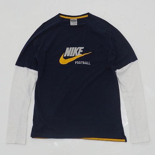 Nike Football Long Sleeve Tee - Size L
