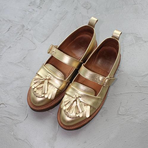 Dr Martens Made in England Tassel Loafer - US6