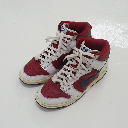 2003 Nike Dunk High Rapid Varsity Red - US9