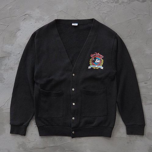 1990s Vintage Mickey Mouse Cardigan - Size L