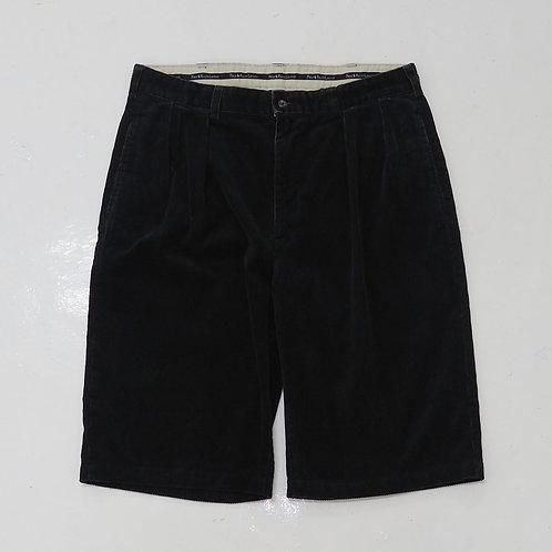 Polo by Ralph Lauren Corduroy Shorts (Faded Black) - W32