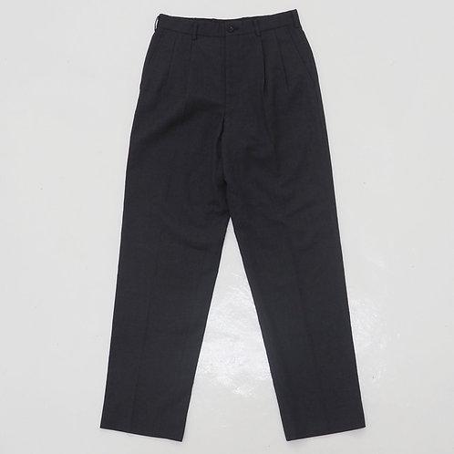 AD1995 Comme des Garcons Homme Deux Double Pleated Pants - Size M