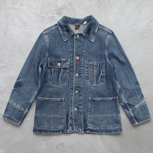 Prentiss Denim Chore Jacket - Size M