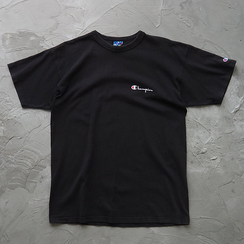 Champion Basic Tee (Black) - Size XL