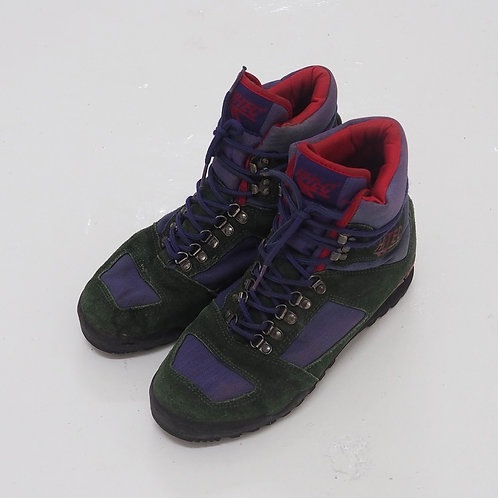 1990s Hi-Tec Colourblock Hiking Boots - US9